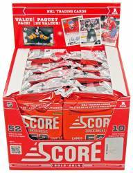 2013-14 Panini Score Value Pack Box (10 Packs)