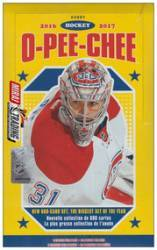 2016-17 Upper Deck O-Pee-Chee Hockey Box (32 Packs)
