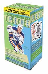 2017-18 UD O-Pee-Chee Hockey Blaster Box (12 Packs)