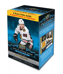 2018-19 UD Series 2 Blaster Box (12Packs)(In-Store Sales Only)