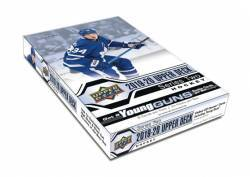 2019-20 UD Series 2 Hockey Box Hobby (24 Packs)