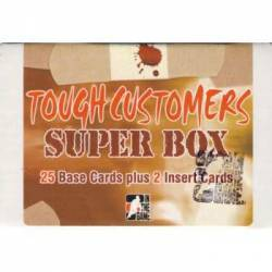 2005-06 ITG Tough Customers Super Box