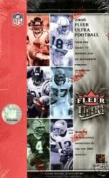 2006 NFL Fleer Ultra Box (24 Packs)