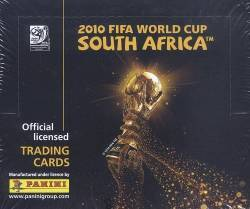 2010 Fifa World Cup South Africa Box (36 packs)