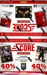 2013-14 Panini Score Hockey Box (36 Packs)