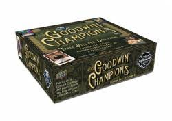 2019 UD Goodwin Champions Baseball Box(20 Packs)(In-Store Sales)