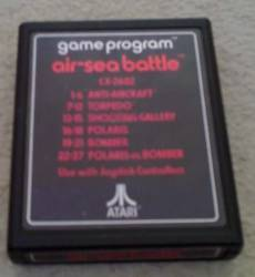 Air Sea Battle - Atari USED (no box)