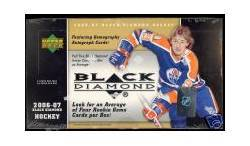 2006-07 Black Diamond Hockey Box (24 Packs)