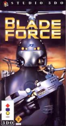 Blade Force - Panasonic 3DO USED (no box)