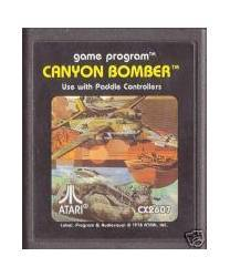 Canyon Bomber - ATARI USED (no box)