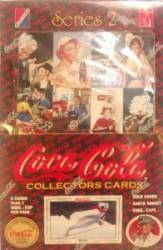 Coca Cola Collectors Cards Series 2 Box