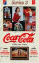 Coca Cola Collectors Cards Series 3 Box