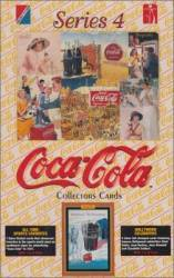 Coca Cola Collectors Cards Series 4 Box