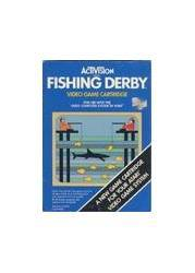 Fishing Derby - ATARI USED (no box)