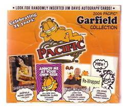 2004 Pacific Garfield Collection Box (24 Packs)