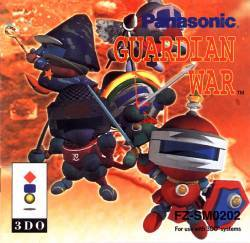 Guardian War - Panasonic 3DO USED (disc only)