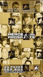 2006-07 ITG Heroes and Prospects Hockey Box (24 Packs)