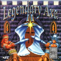 Legendary Axe 2 - TG16 USED (boxed)