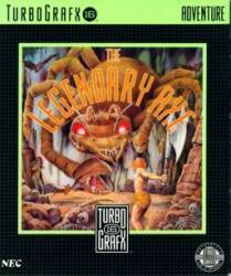 Legendary Axe - Turbo Grafx 16 USED (No Box)