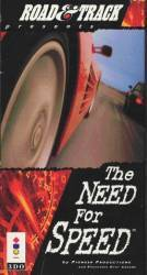 Road & Tracks presents The Need For Speed - Panasonic 3DO USED (