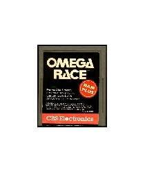 Omega Race - ATARI USED (no box)