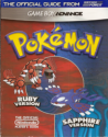 Pokemon Ruby Sapphire Official Guide NINTENDO - Book