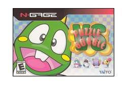 Puzzle Bobble VS - N-GAGE USED