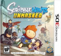 Scribblenauts Unmasked - 3DS USED