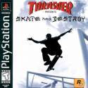 Thrasher: Skate & Destroy - PS1 USED