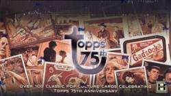 Topps 75th Anniversary Cards Box (24 Packs)